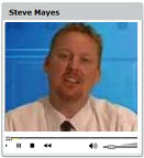Steve Mayes - Optigroove LLC CEO (Click for sample training video)
