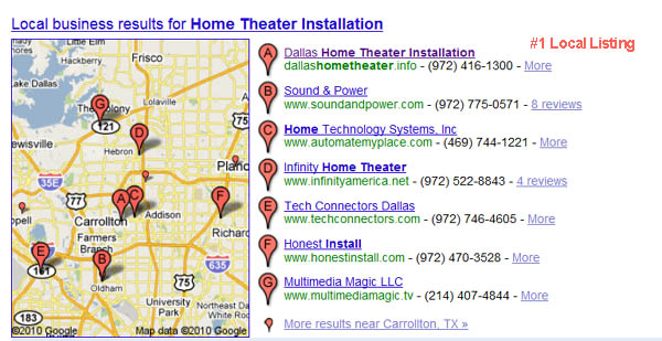 Top ranking home theater Installer